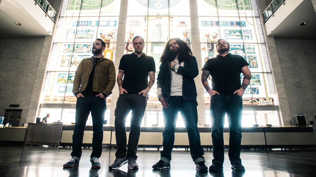 Coheed And Cambria June 2018 Promo