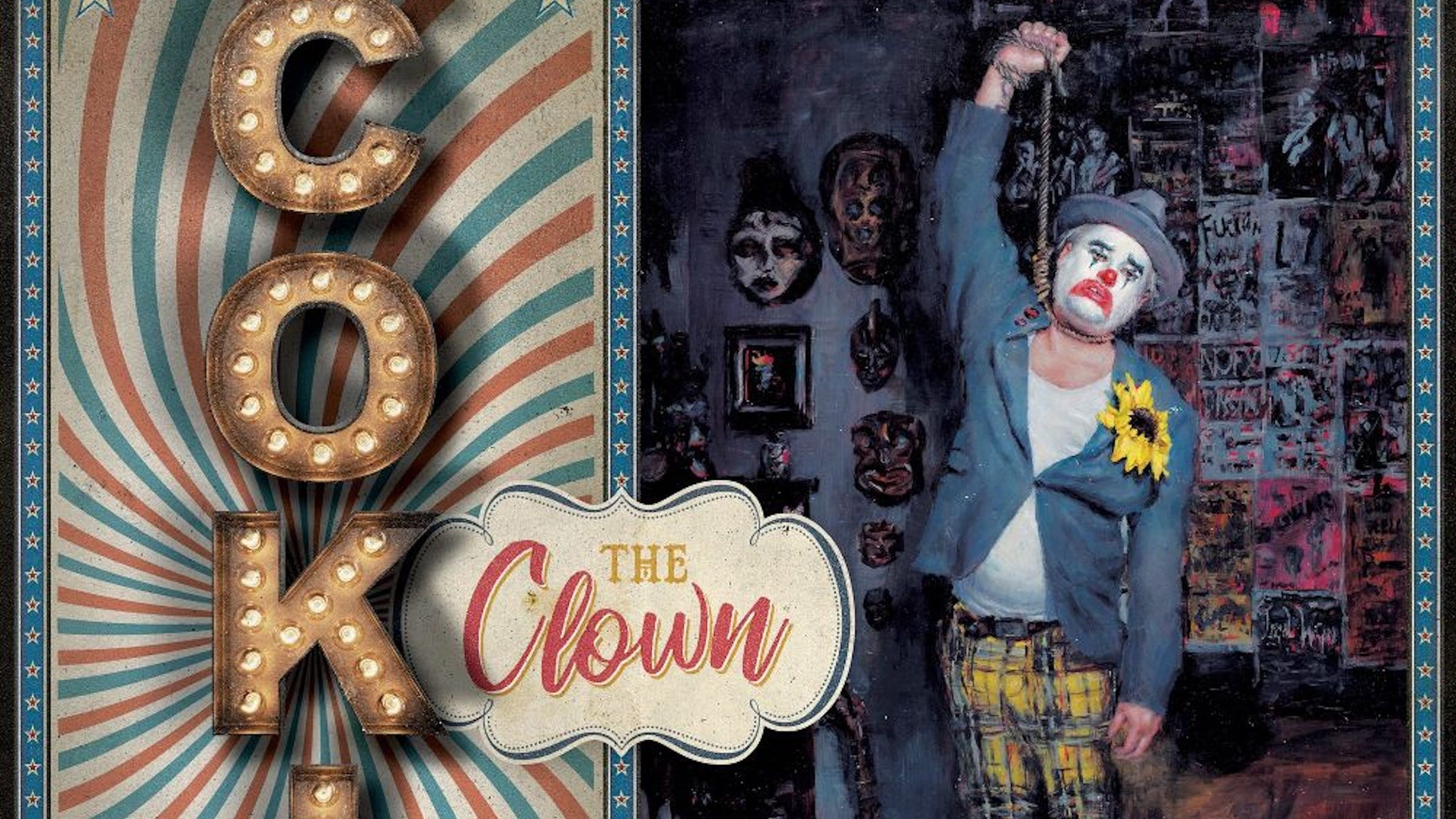 Cokie The Clown (NOFX's Fat Mike) Releases New Single Featuring Travis Barker
