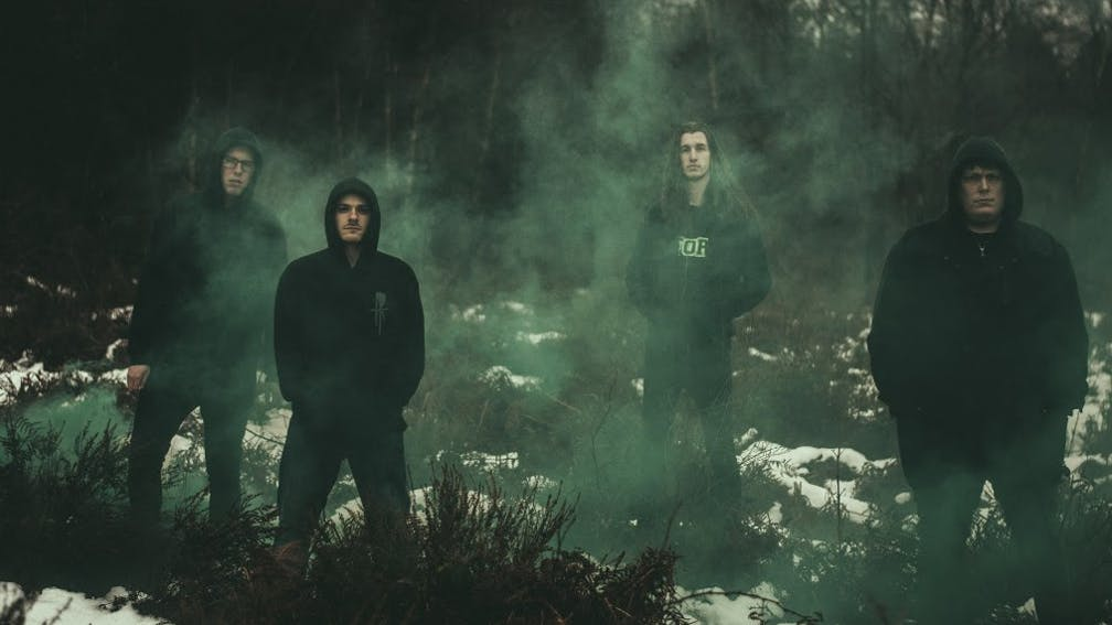 Listen To The Metal Debut Album Of The Year, Mire By Conjurer