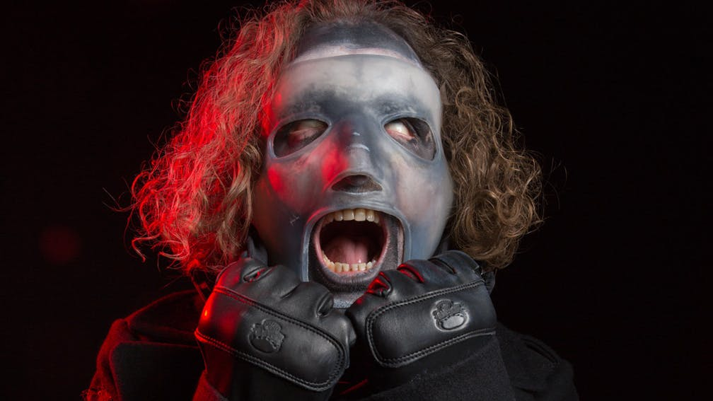 "Corey Taylor On His New Slipknot Mask: ""I Wanted To F*ck With People"""