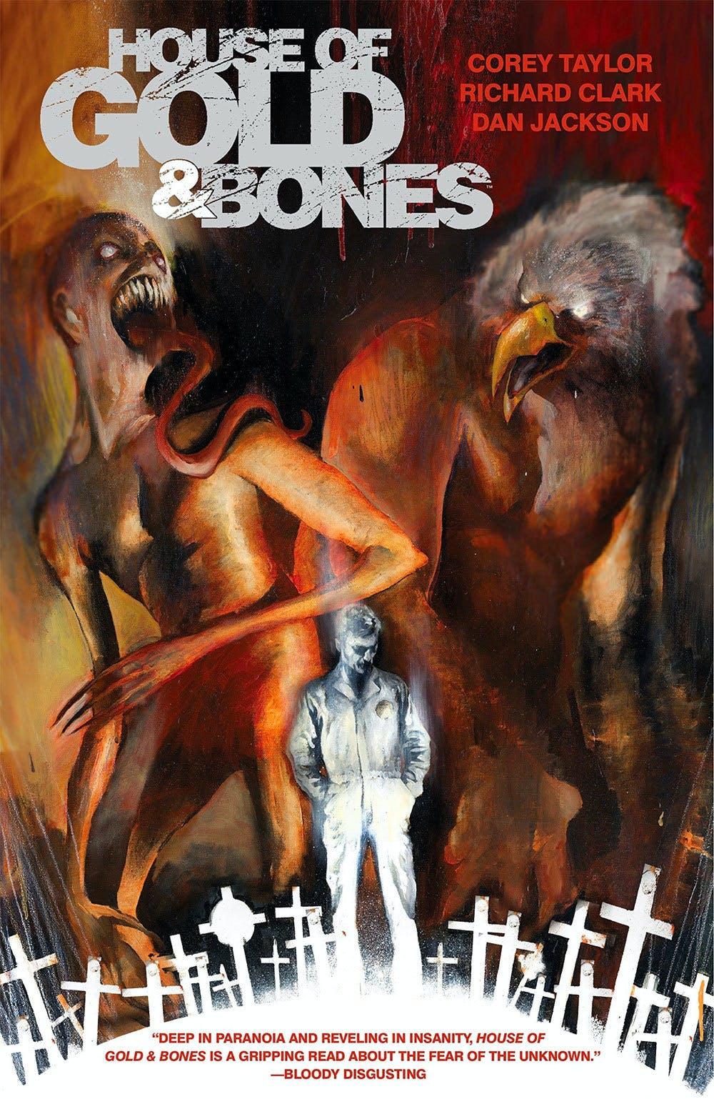 House Of Gold & Bones comic