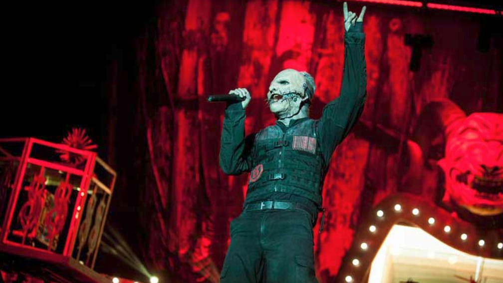 Corey Taylor Is Working With Horror Special Effects Artist Tom Savini On His New Slipknot Mask