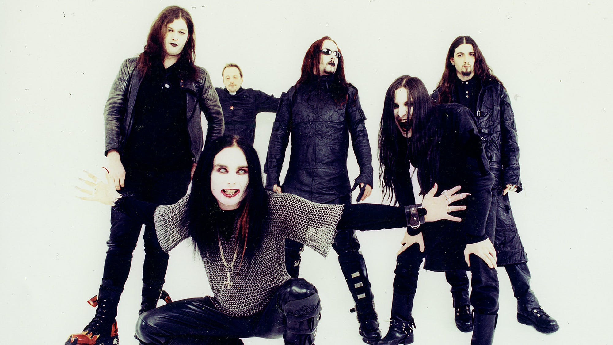 Cradle Of Filth in 1999