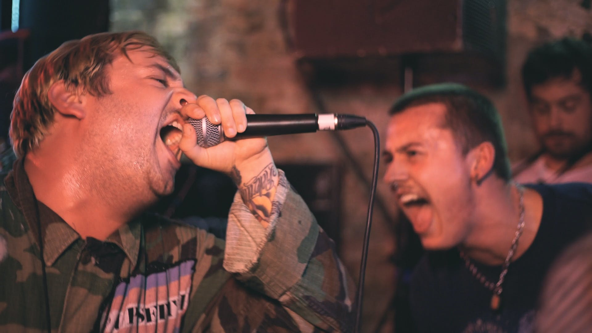 Watch Culture Abuse Play A Tiny London Dive Bar