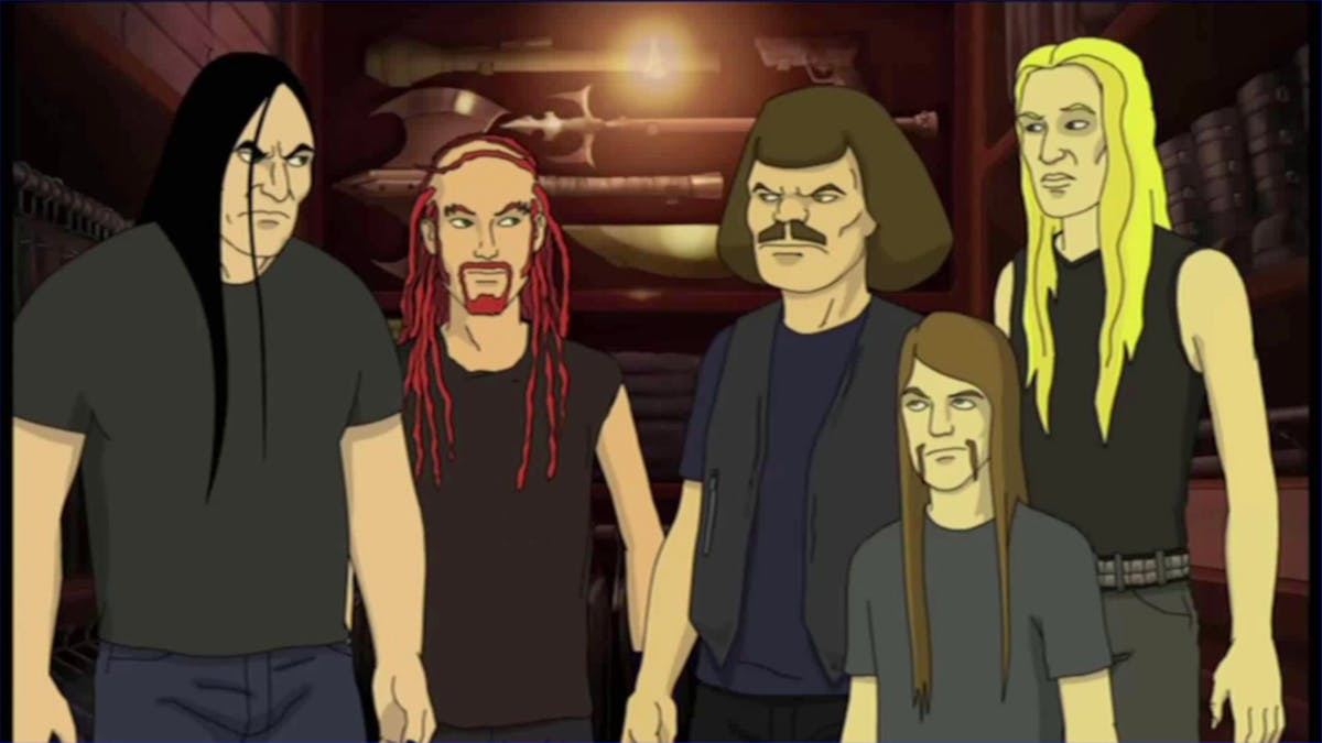 Dethklok Announce First Show In Five Years