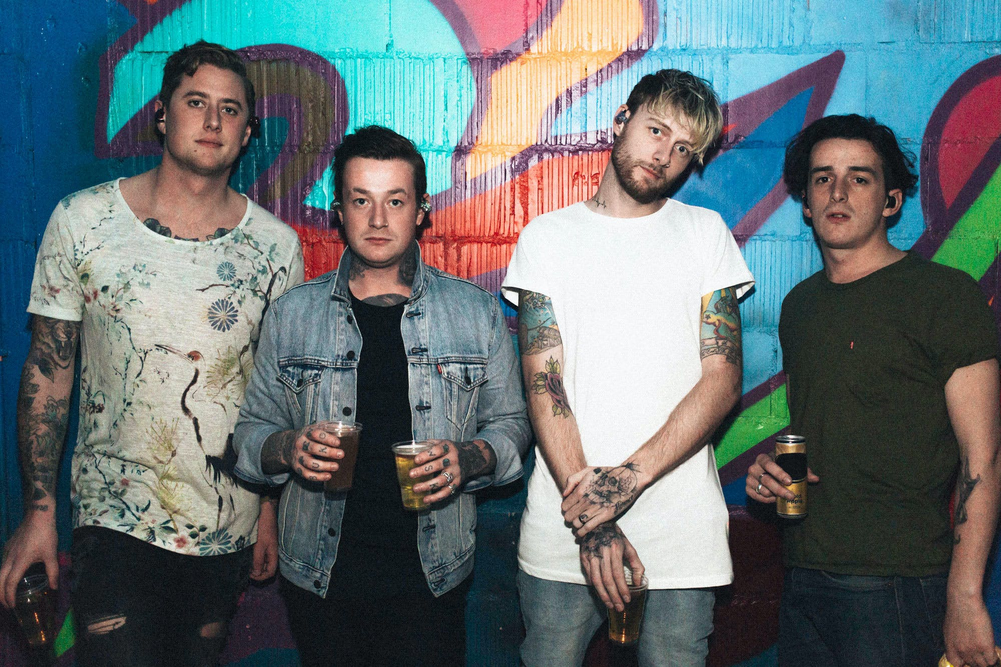 Deaf Havana Release Live Video For Holy
