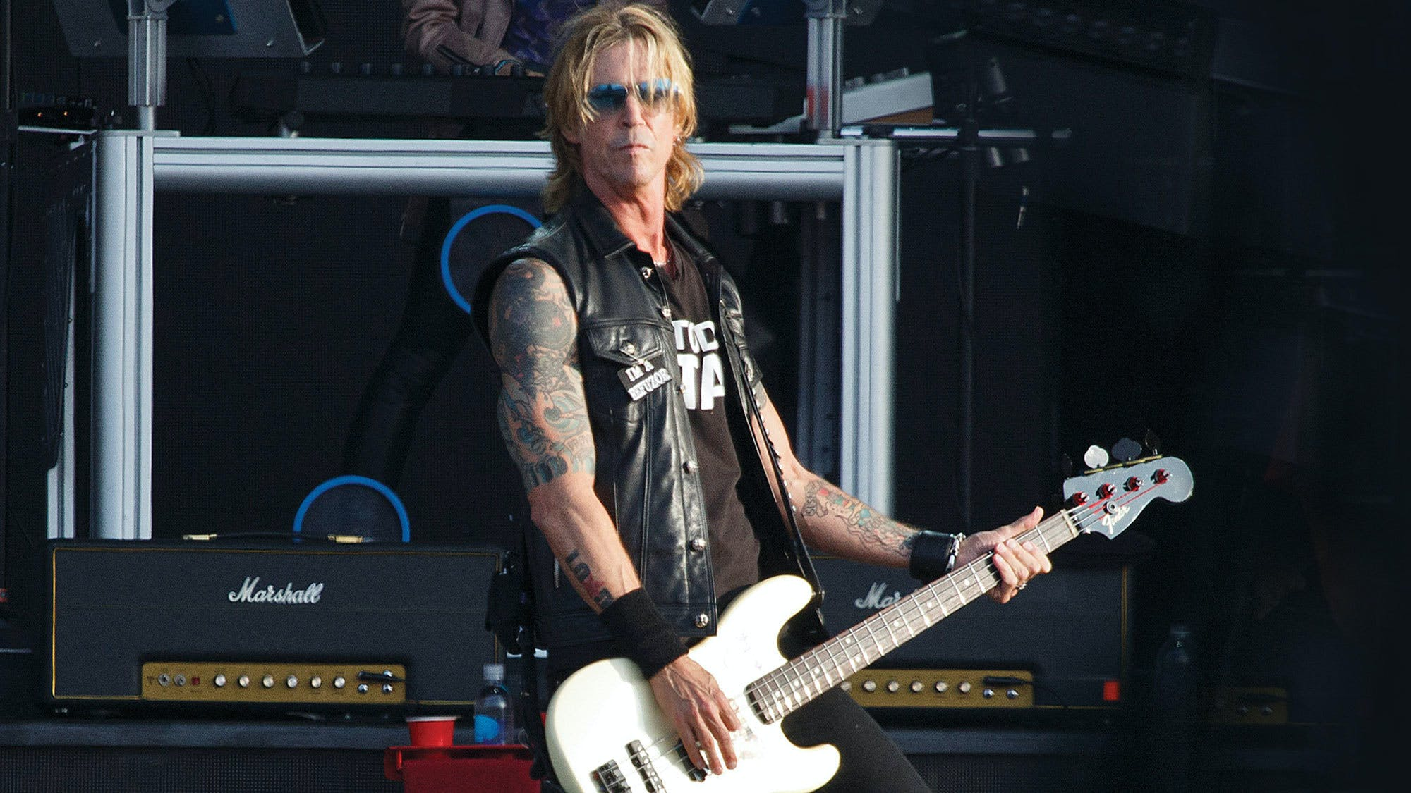 The 5 Shows That Changed Duff McKagan's Life