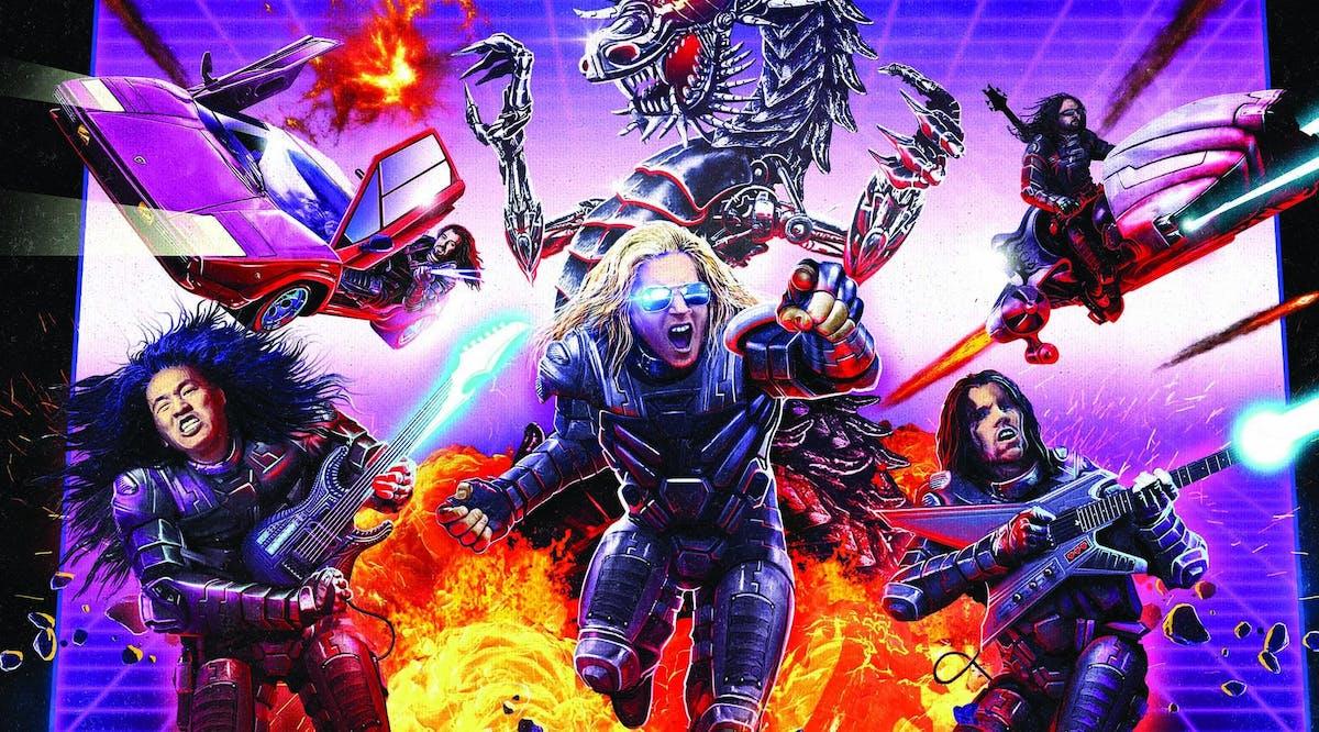 Album Review: DragonForce – Extreme Power Metal