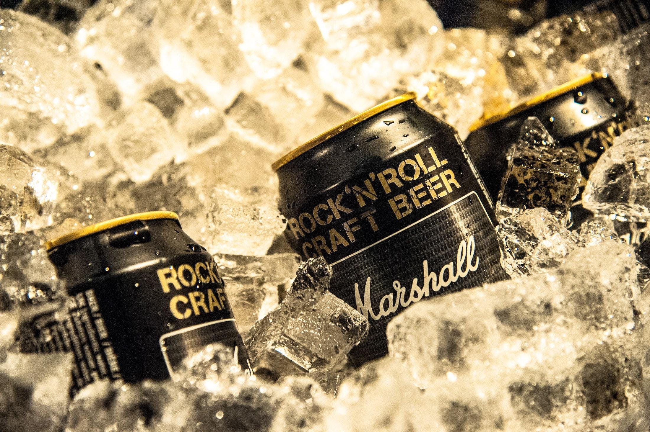 Marshall Amplification Introduce Three Craft Beers In Collaboration With William Bros. Brewing Company