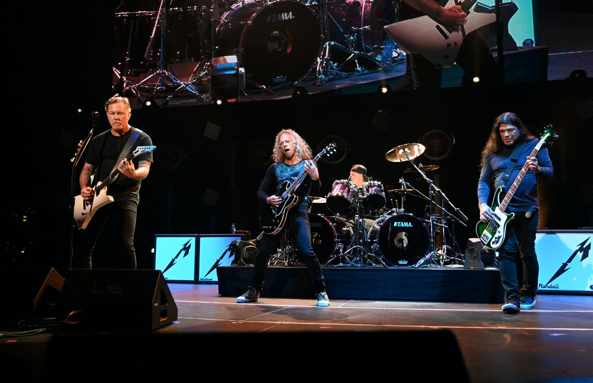 Watch Metallica's Full Set From The Chris Cornell Tribute Concert