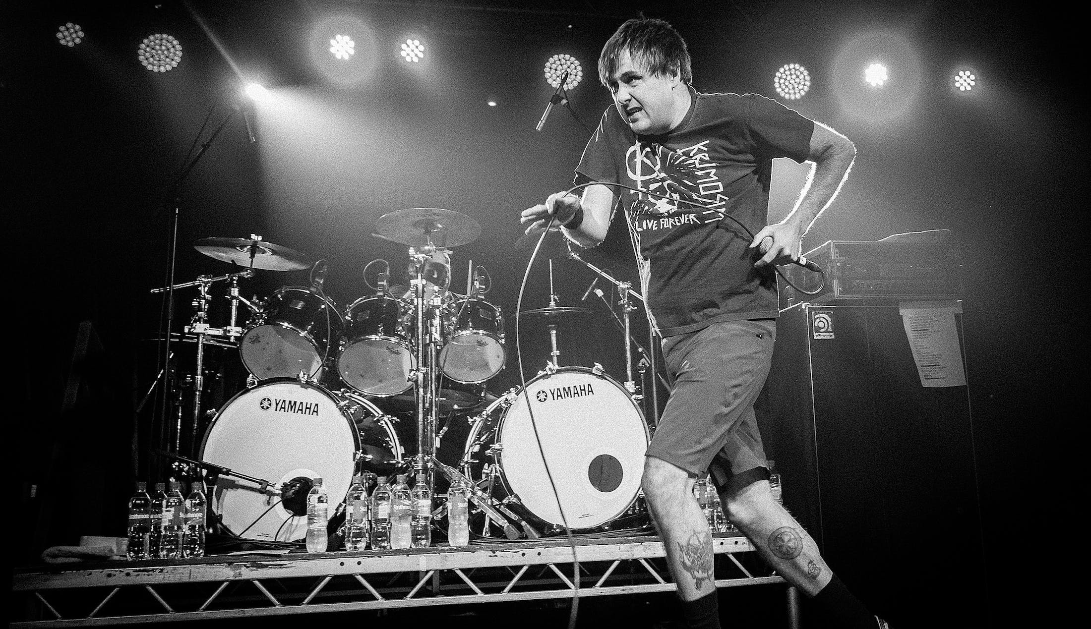 Napalm Death Might Play An MTV Pop Festival In Plymouth