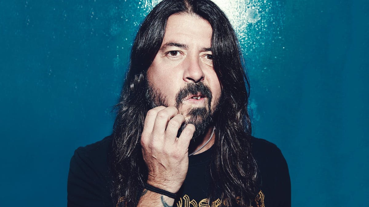 """Dave Grohl on writing Smells Like Teen Spirit: """"We just thought it was another cool song for the record…"""" — Kerrang!"""