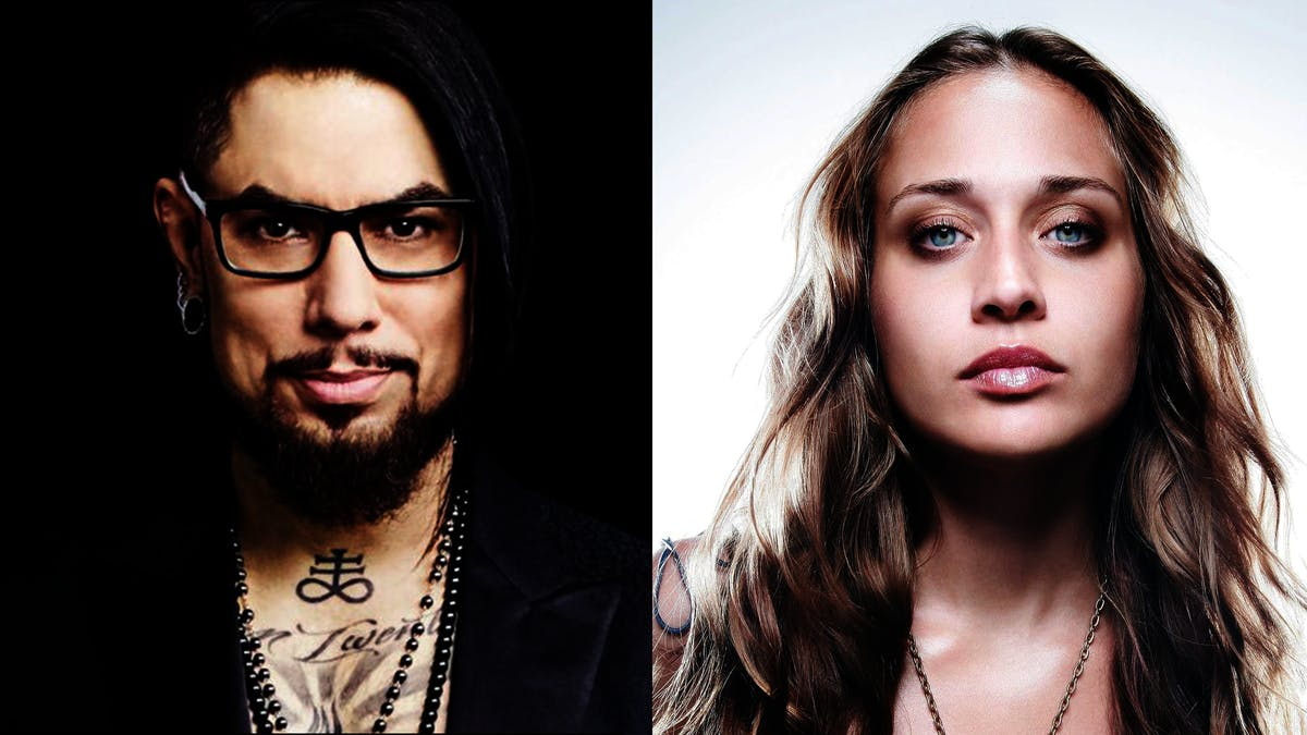 Dave Navarro Once Wrote Fiona Apple a Love Letter in His Own Blood