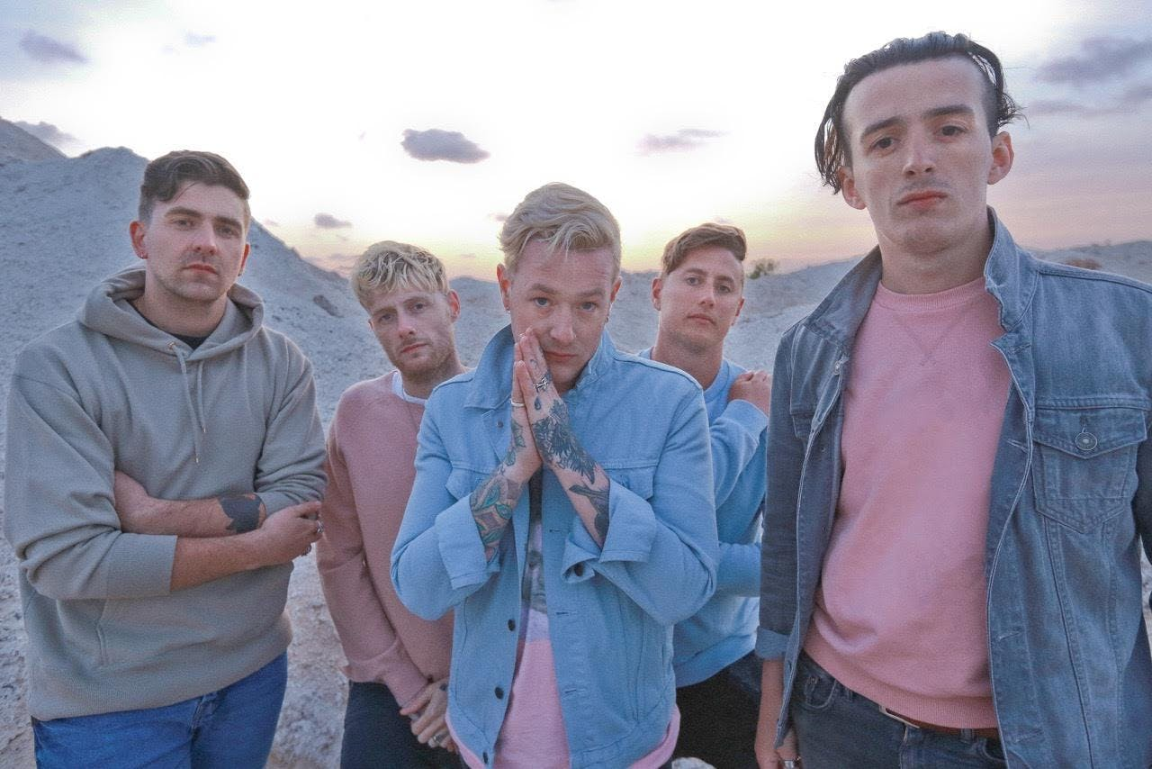 Deaf Havana Unleash Christmas Chaos
