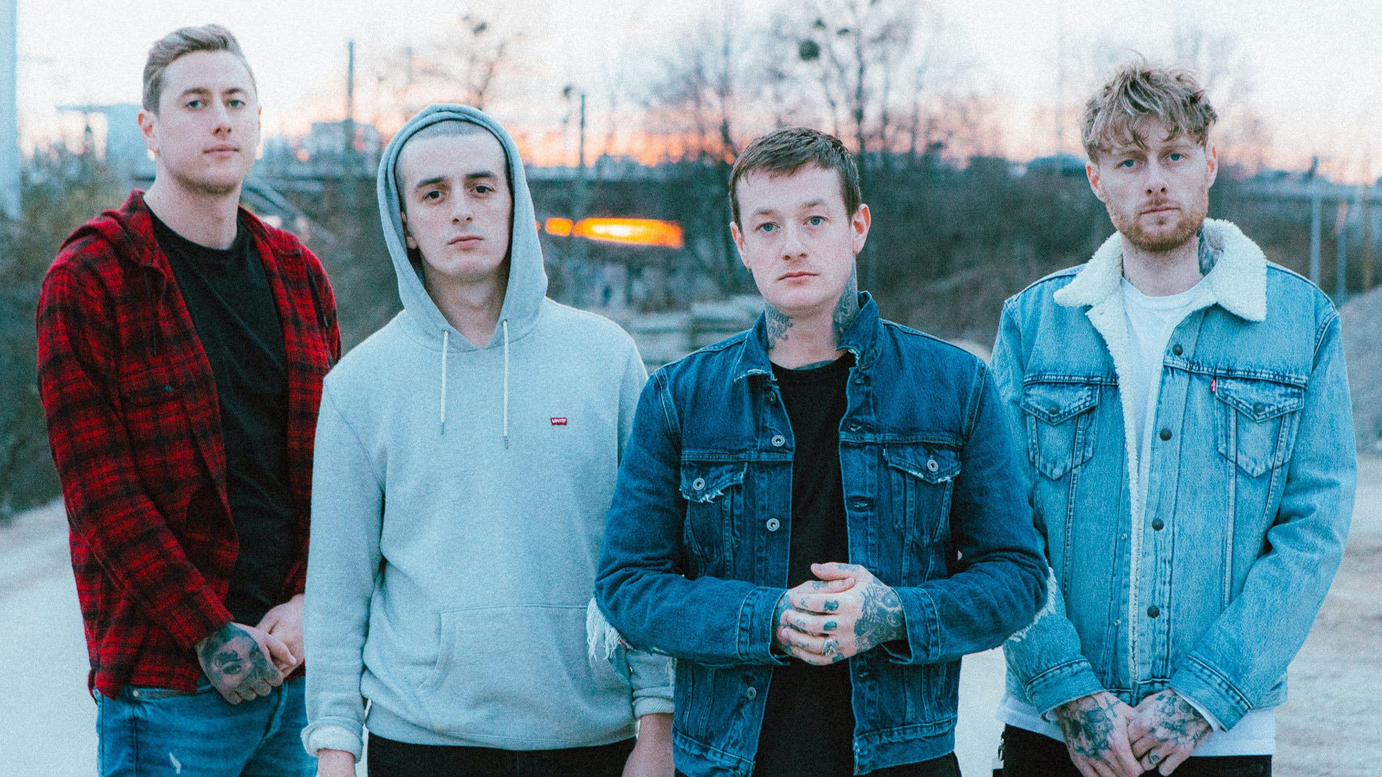 Deaf Havana Are Headlining Camden Rocks Festival 2019