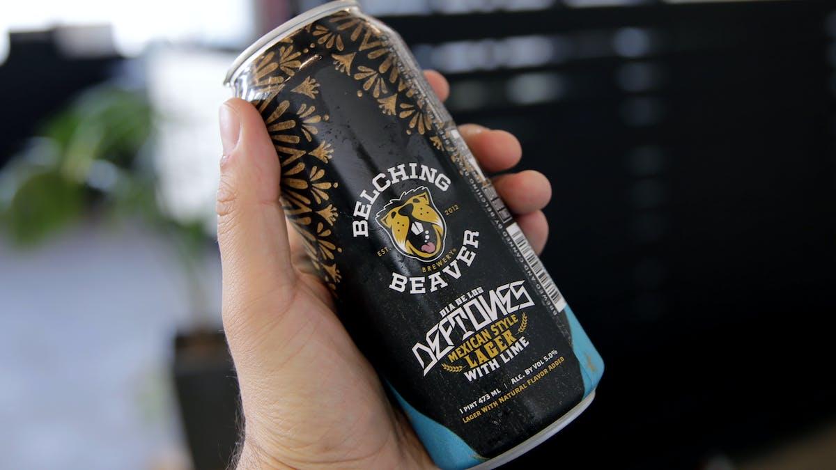 We Tried Deftones' New Festival Beer