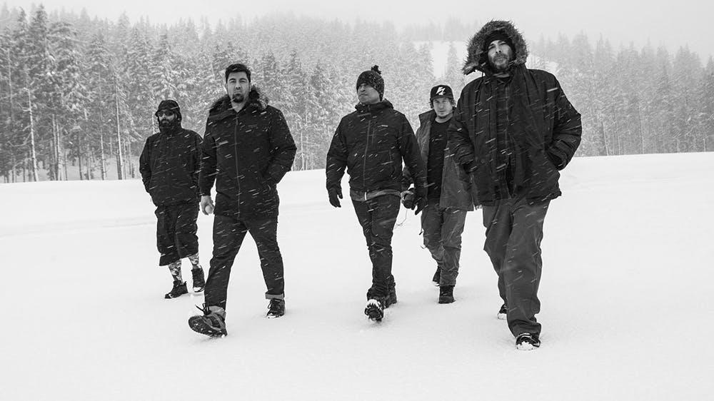 The band Deftones