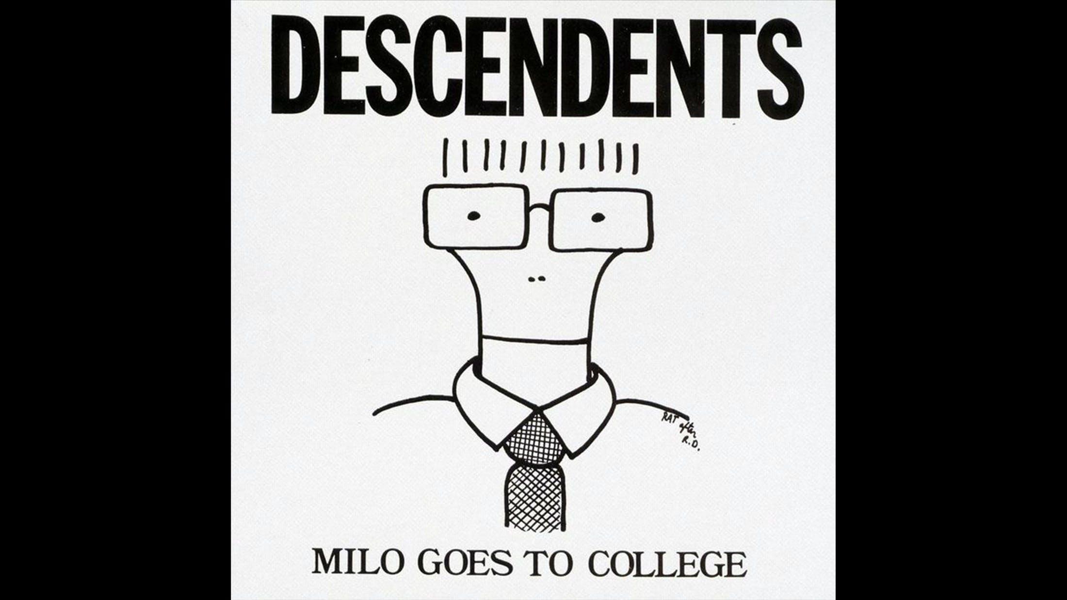 4. Descendents - Milo Goes To College (1982)