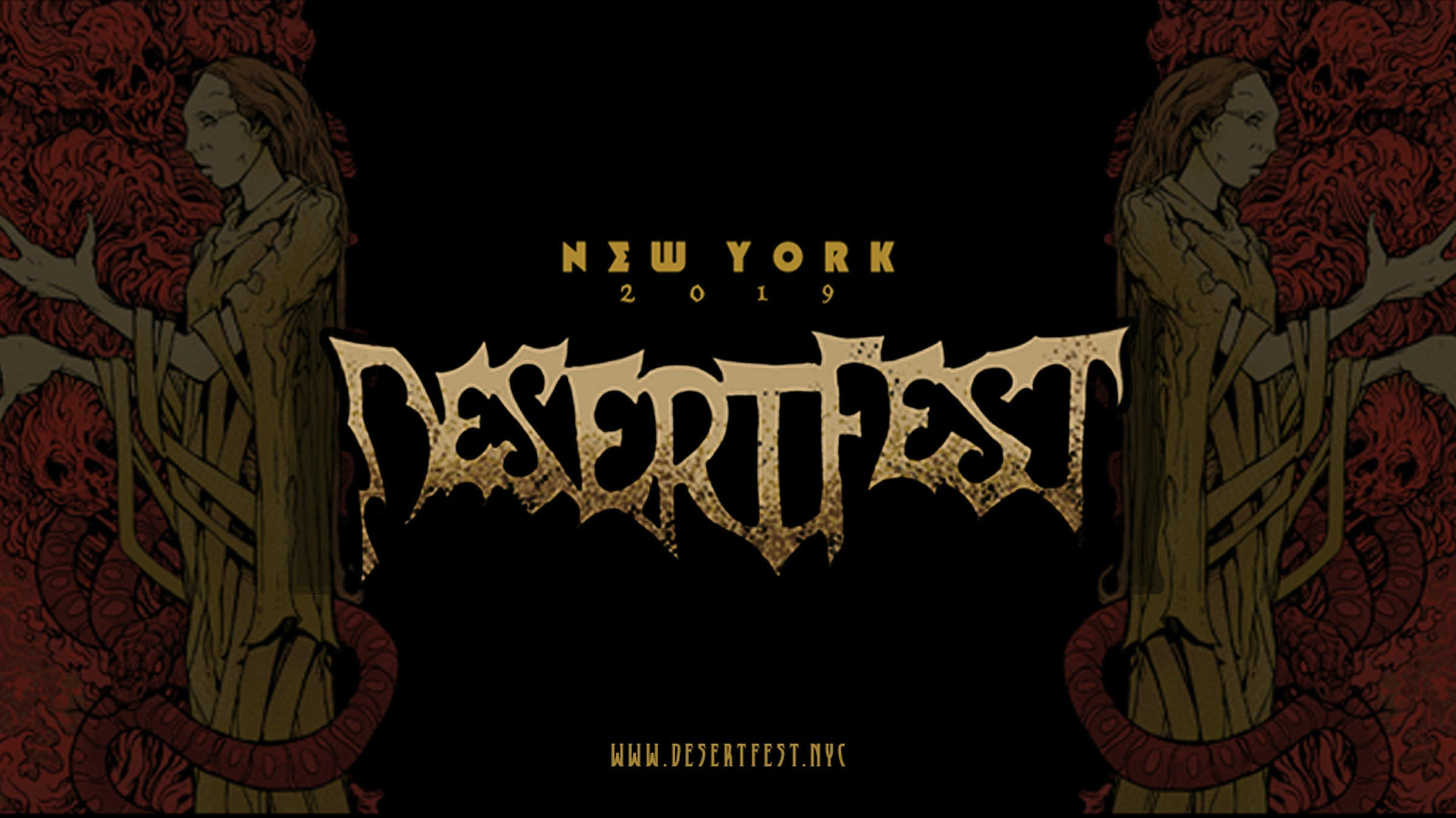 Desertfest NYC Announces Final Lineup Including Windhand, Weedeater, Elder, Monolord & More