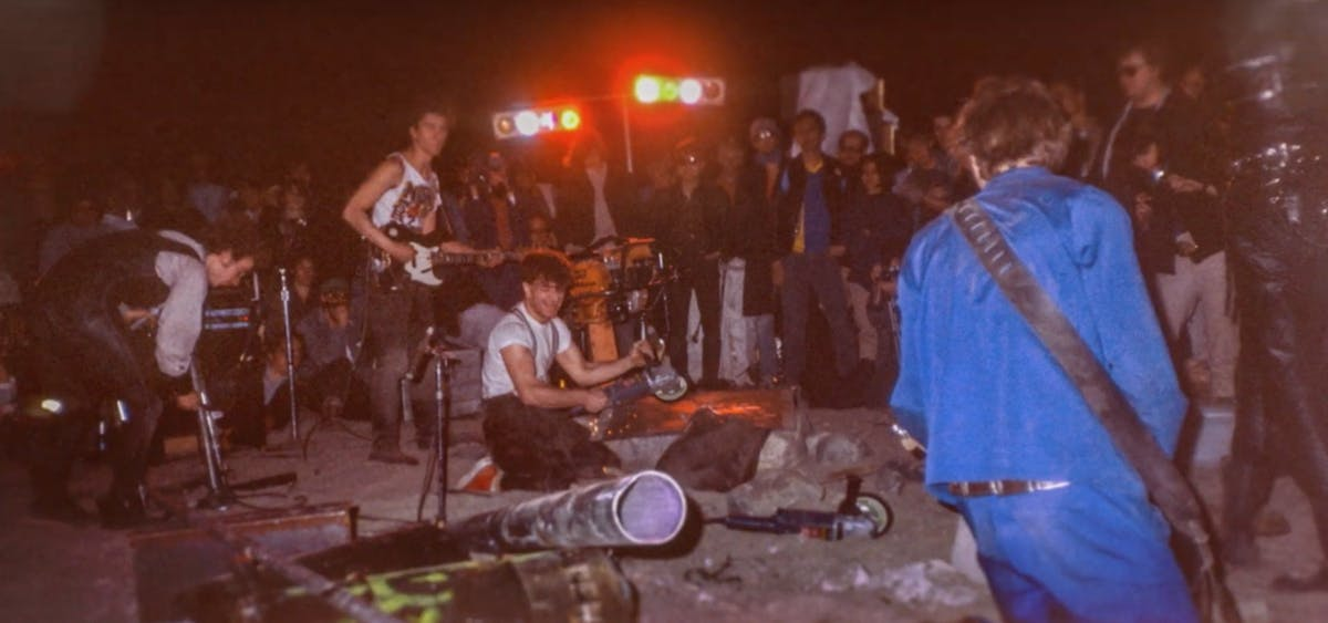 This Movie About the SoCal Desert Punk Scene in the '80s Looks Wild