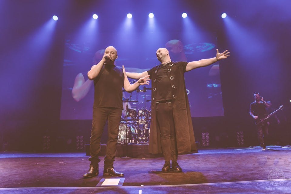 Check Out This Disturbed Fan Who Looks Exactly Like David Draiman