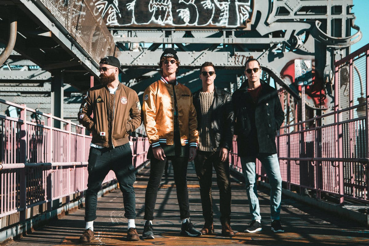 """Don Broco: """"Life Is Short And Fleeting – It's Worth Making The Most Of"""""""