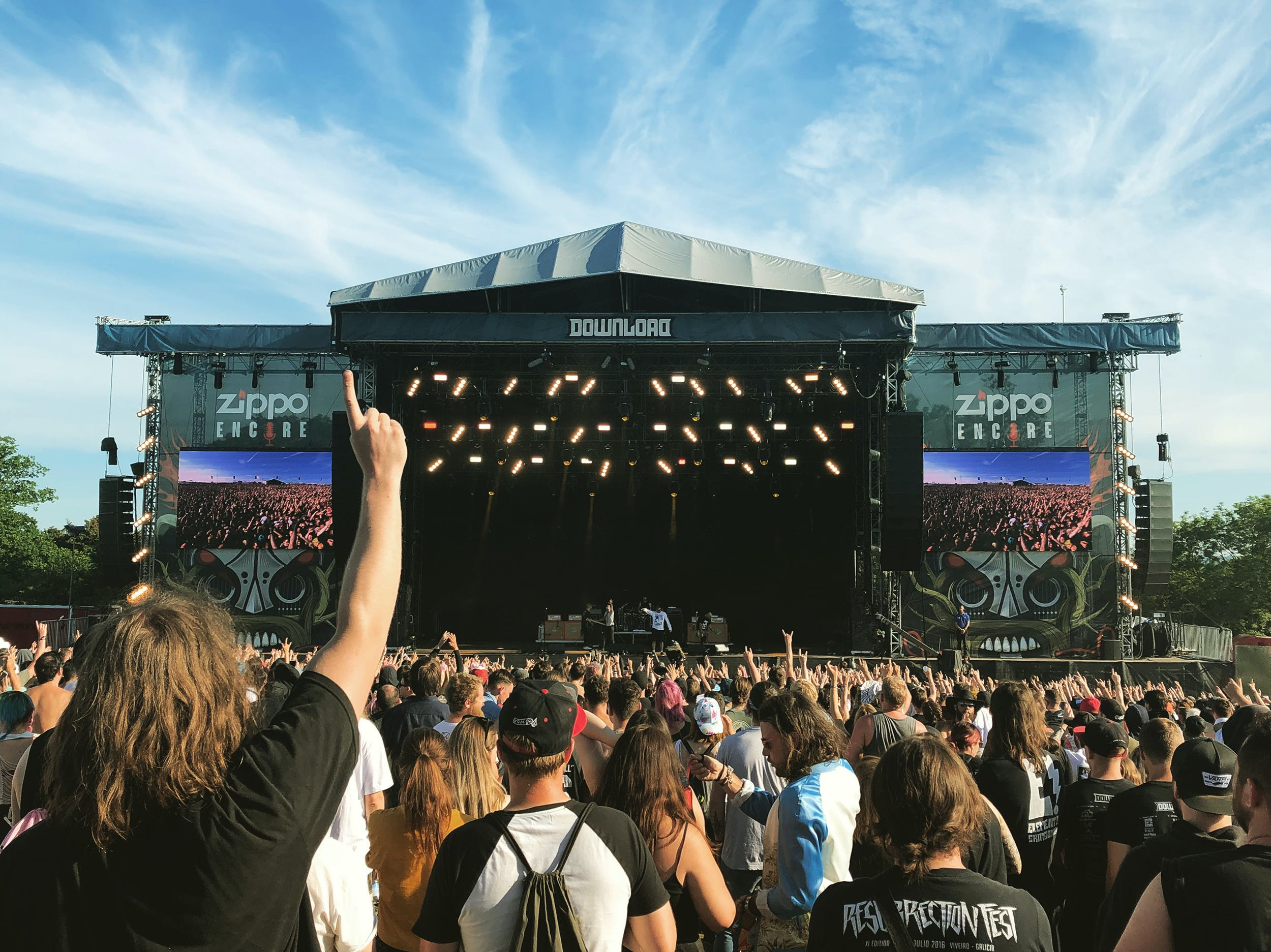Here's What The Weather Forecast Says For Download Festival 2019