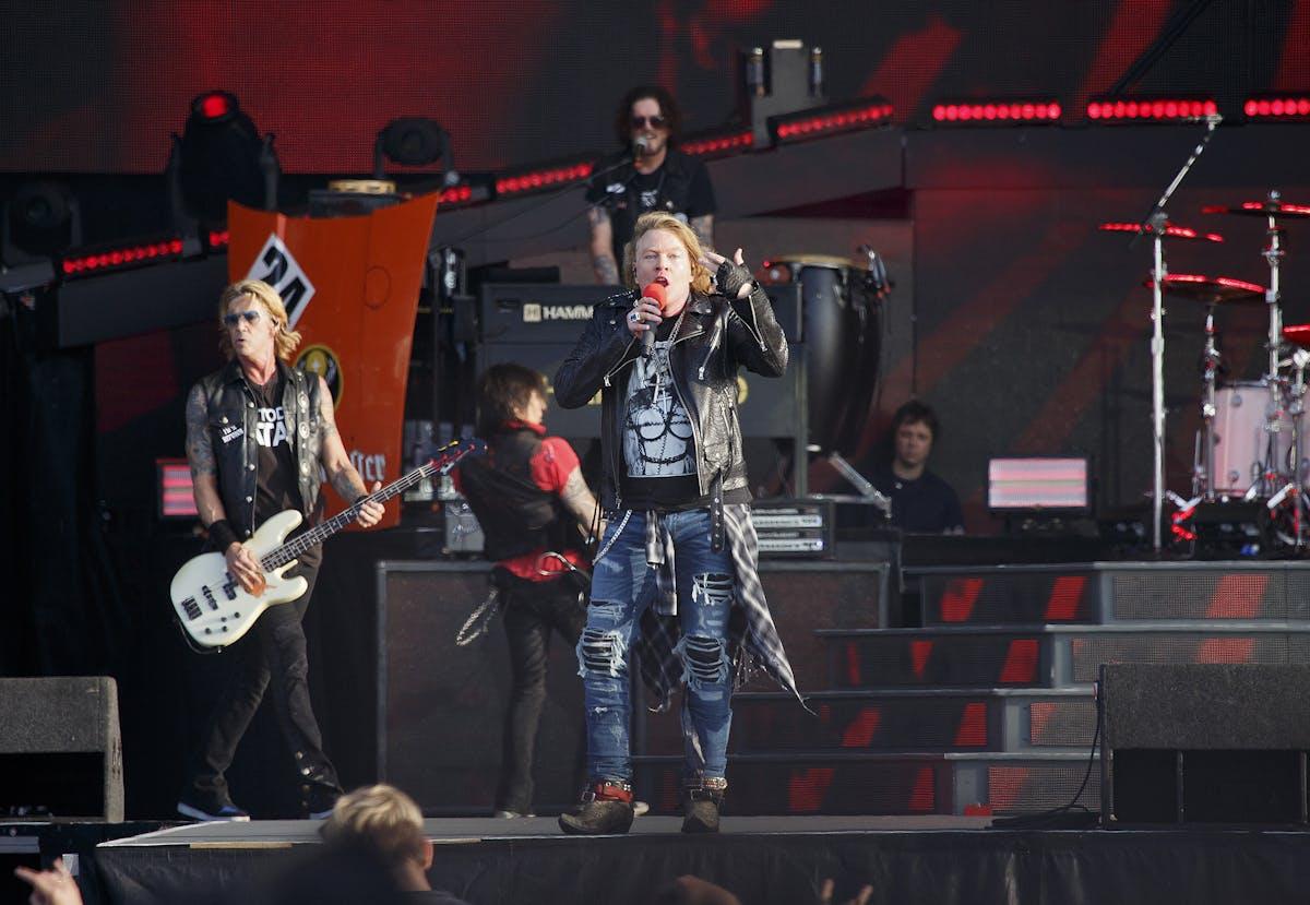 Guns N' Roses postpone UK / European tour to 2022 — Kerrang!