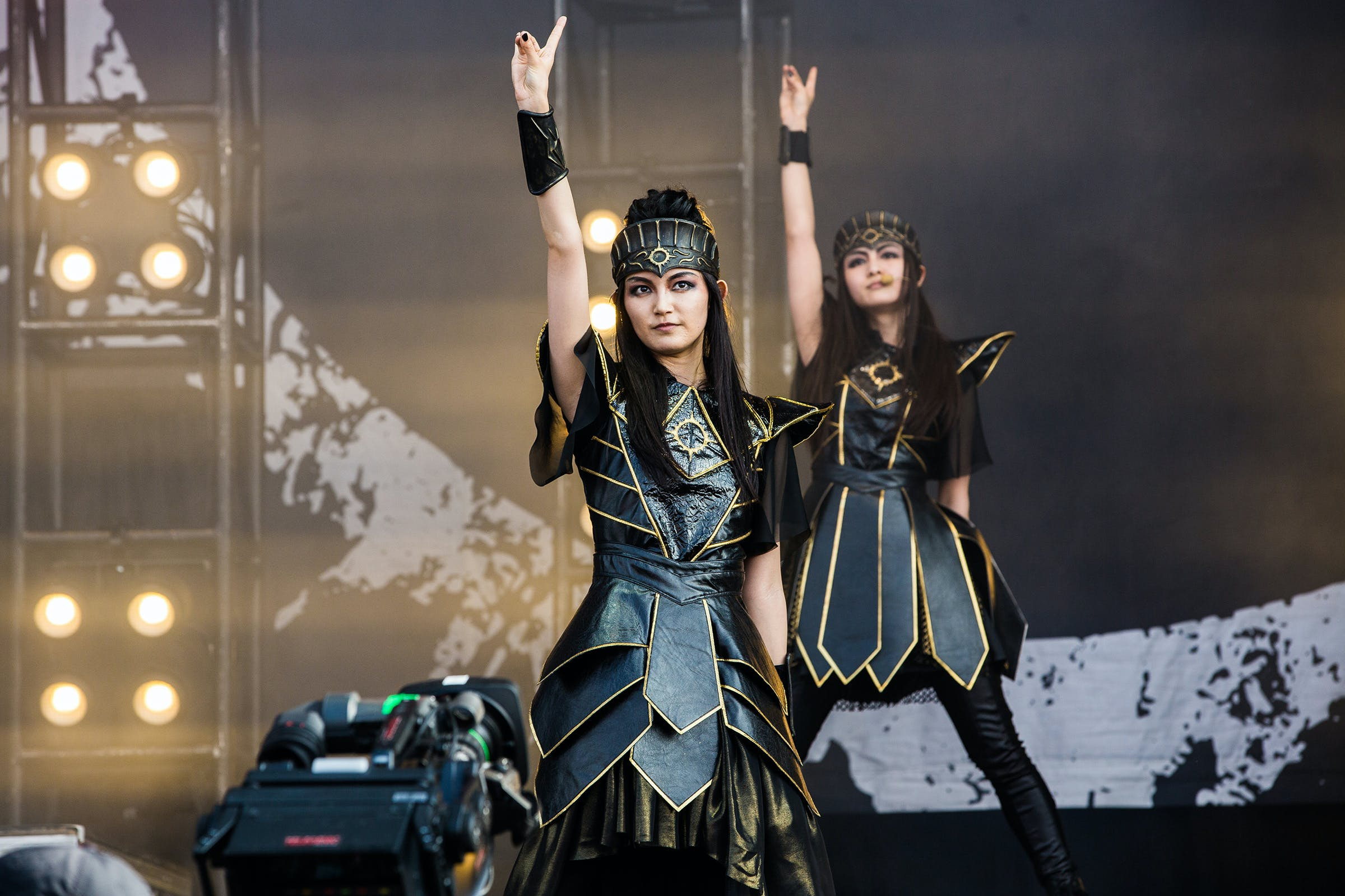 BABYMETAL Release New Live Footage; Announce Limited Vinyl Single