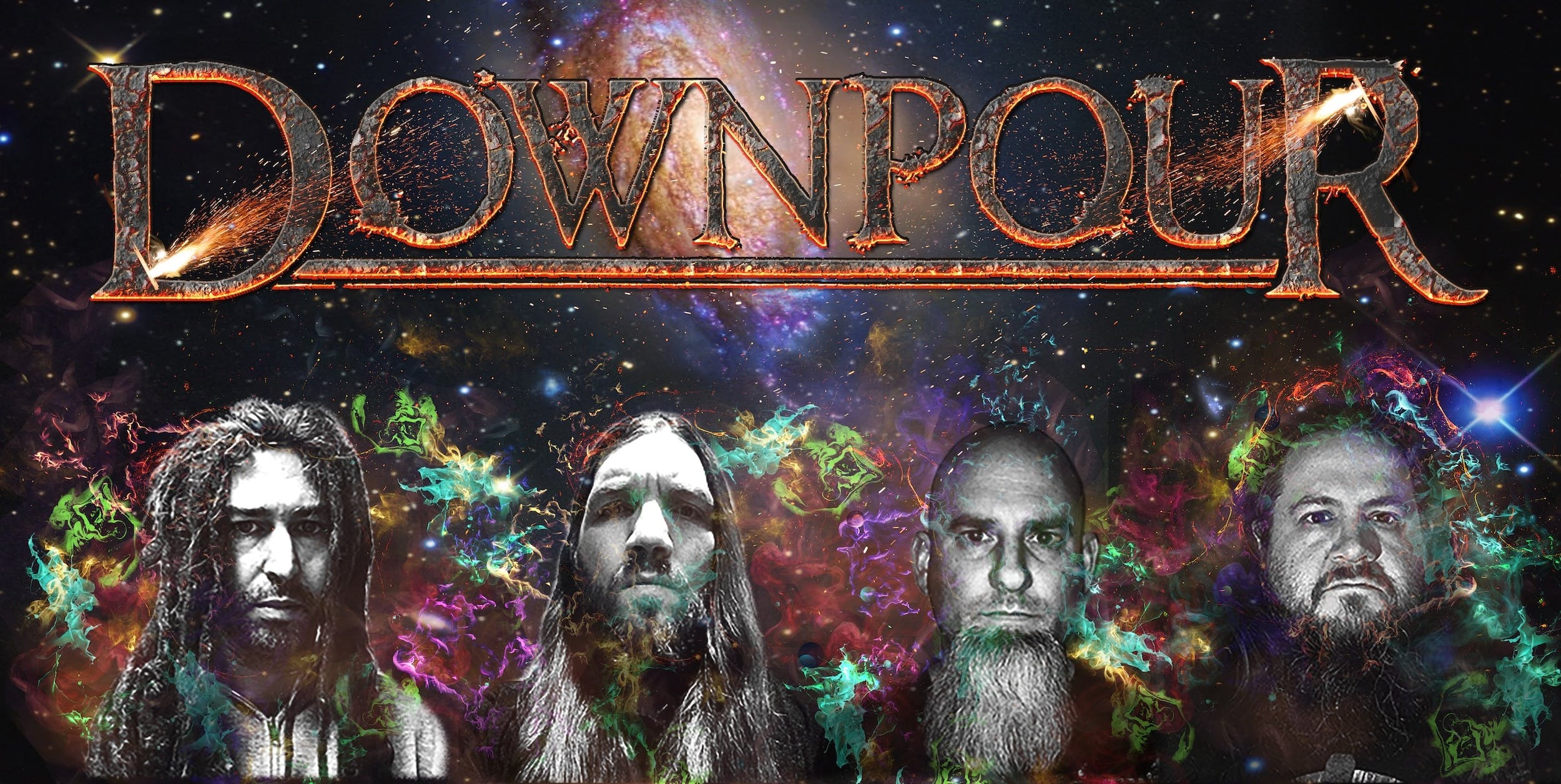 Exclusive: Downpour (Ex-Shadows Fall and Ex-Unearth) Premiere Debut Self-Titled Album
