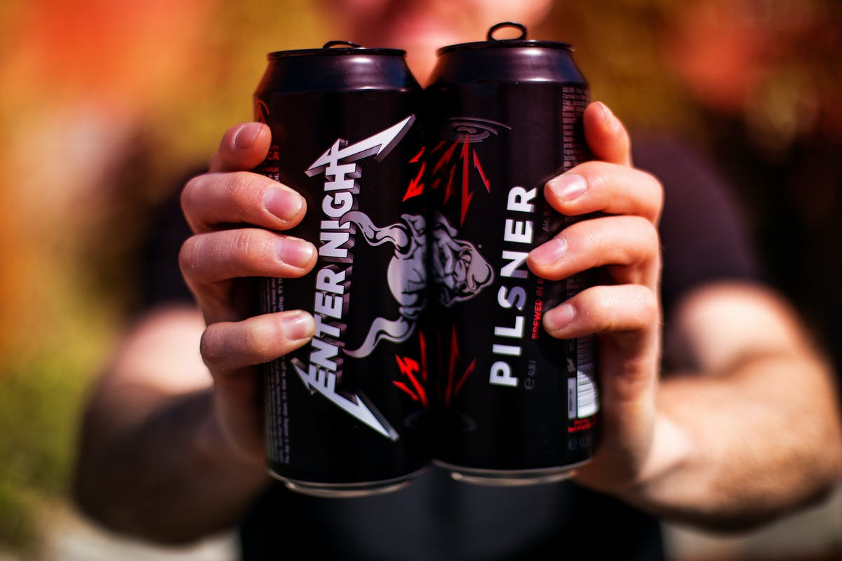 Meet The Man Behind Metallica's Enter Night Beer In Manchester
