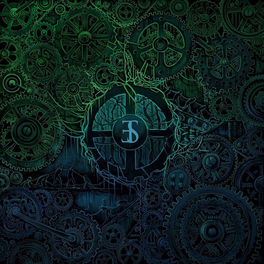 Employed To Serve Eternal Forward Motion album cover