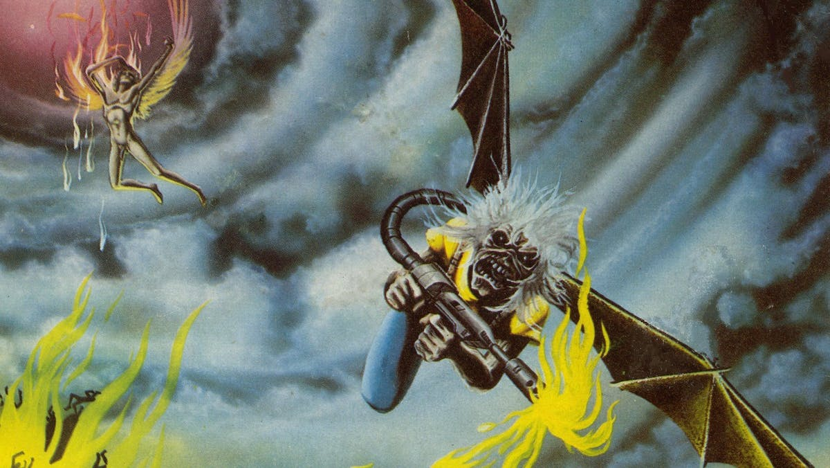 10 Of The Best Incarnations Of Iron Maiden's Eddie