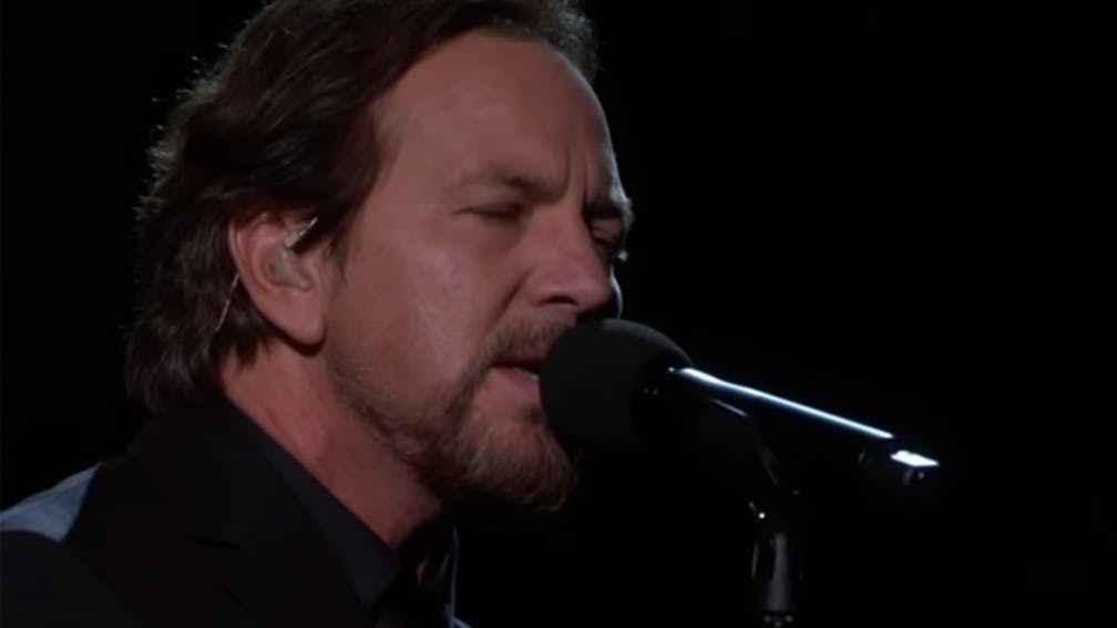 Pearl Jam's Eddie Vedder Covers Maybe It's Time From A Star Is Born