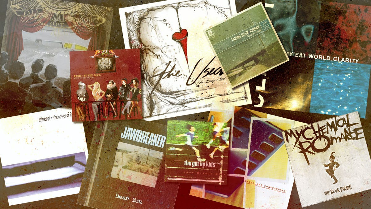 Vote For The Greatest Emo Album Of All Time