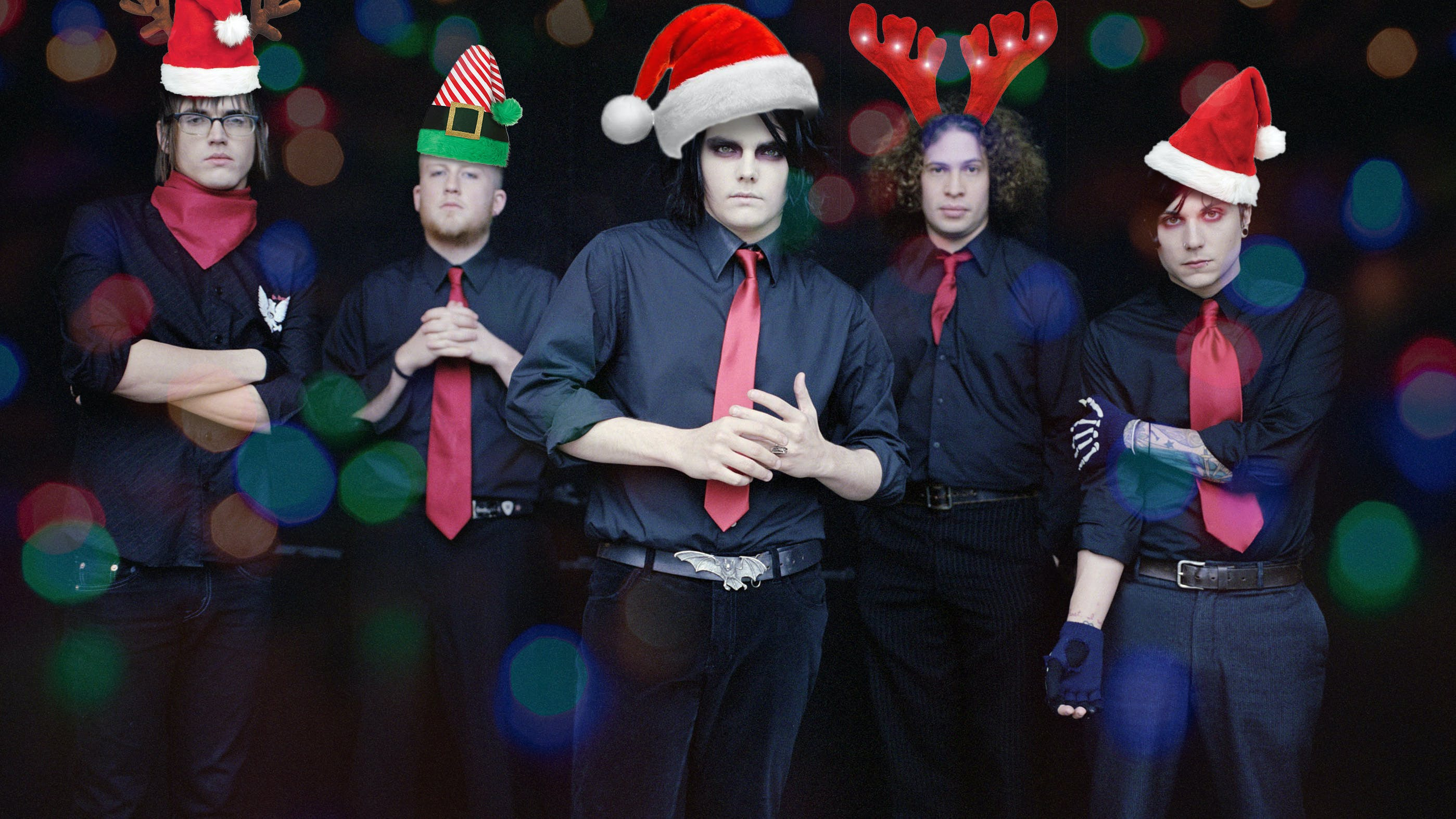 A Deep Dive Into The Curious World Of Emo Christmas Songs