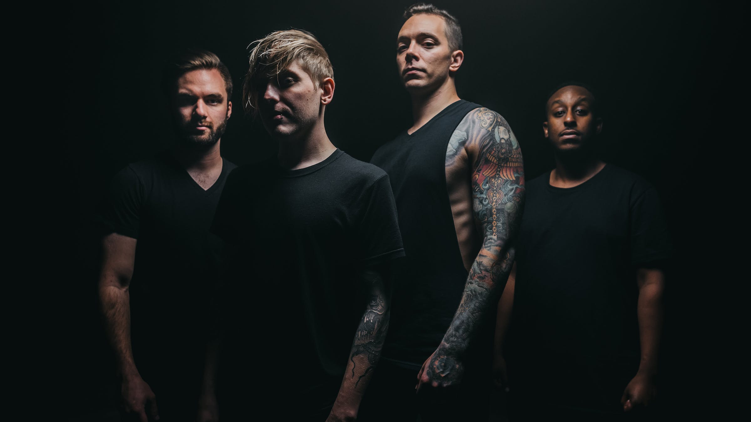Exclusive: Enterprise Earth Embrace Darkness In New Video