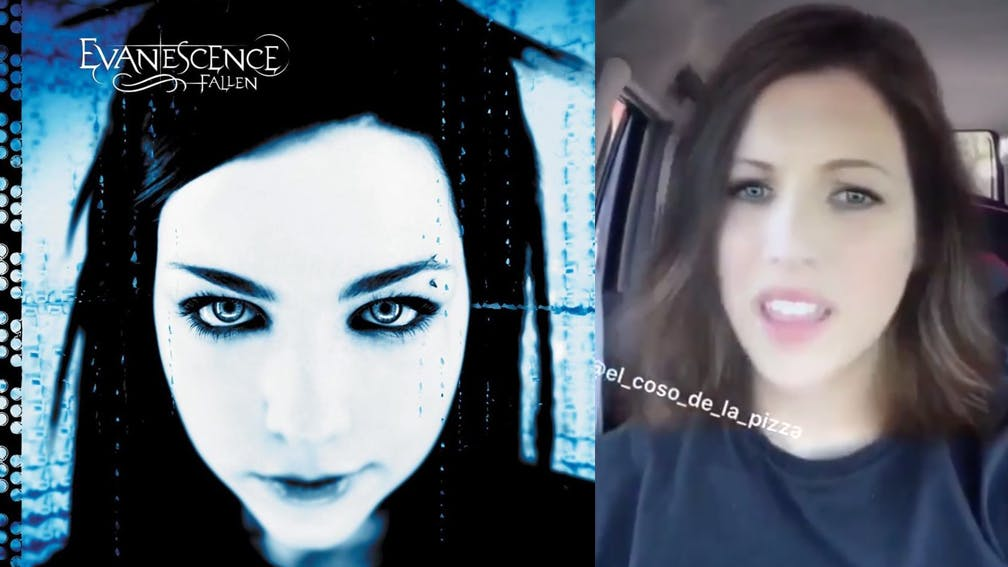 This Genius Used Snapchat's Gender Swap Filter To Perform Evanescence's Bring Me To Life