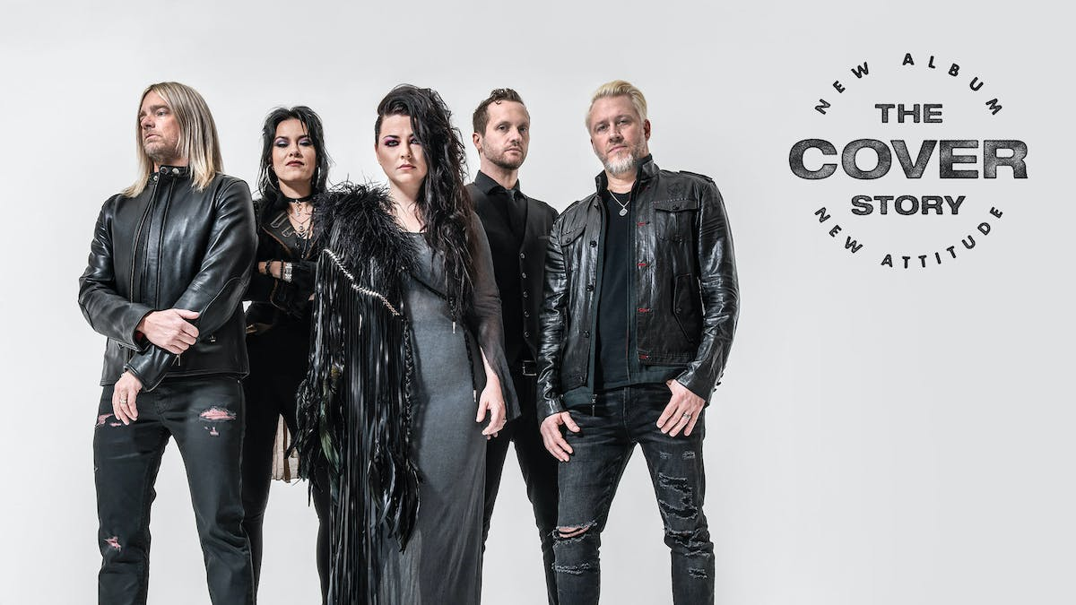 Evanescence: Why Amy Lee Is Done Being Silent — Kerrang!