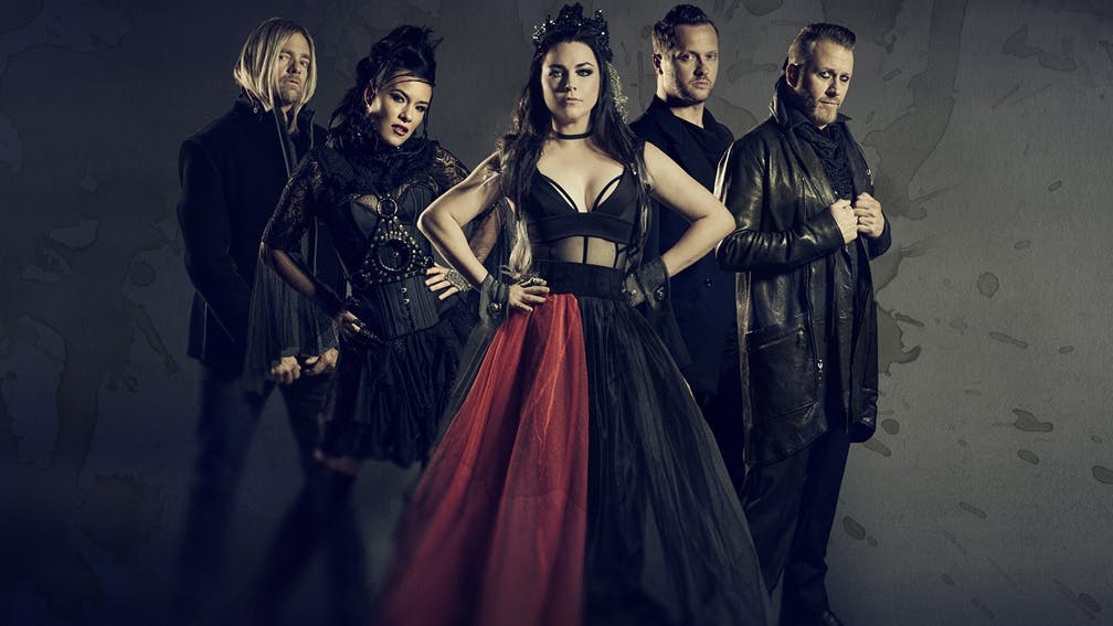 Evanescence Have Announced 14 New Headline Shows