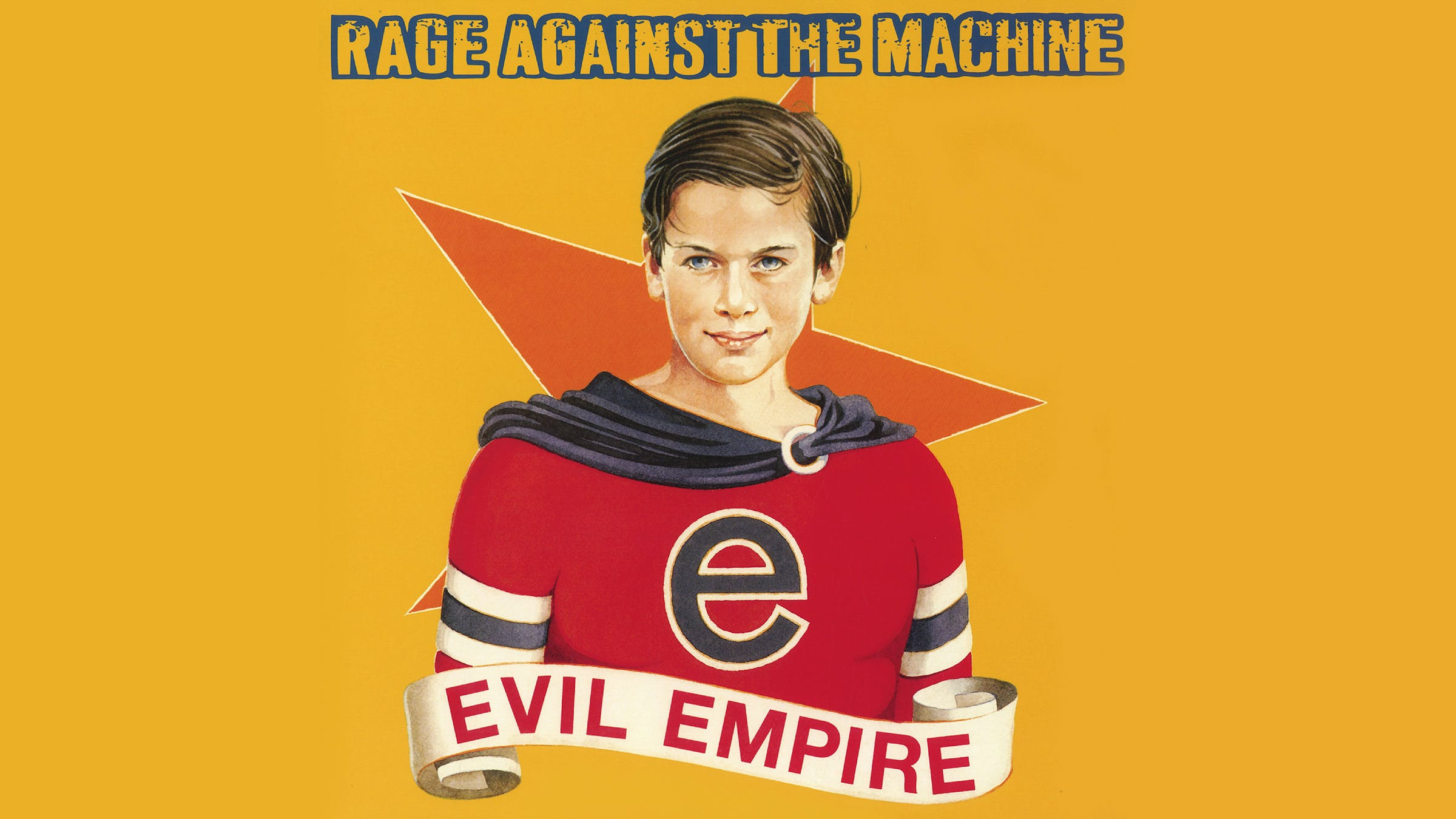 What The Kid From The Cover Of Evil Empire Looks Like Now
