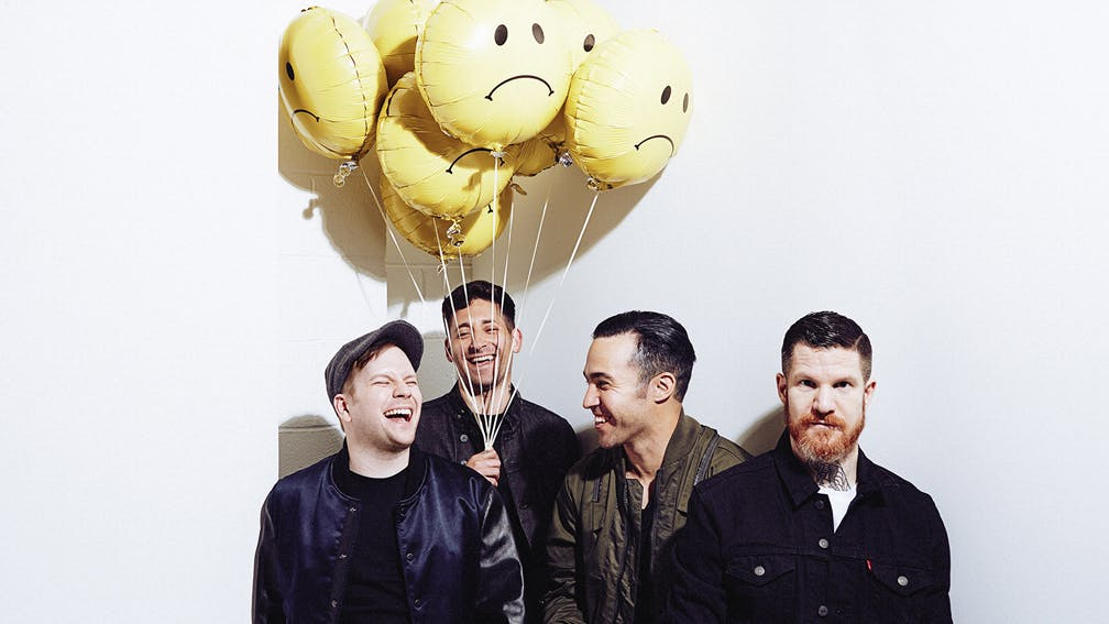 Fall Out Boy Are Being Sued Over Llama Puppets