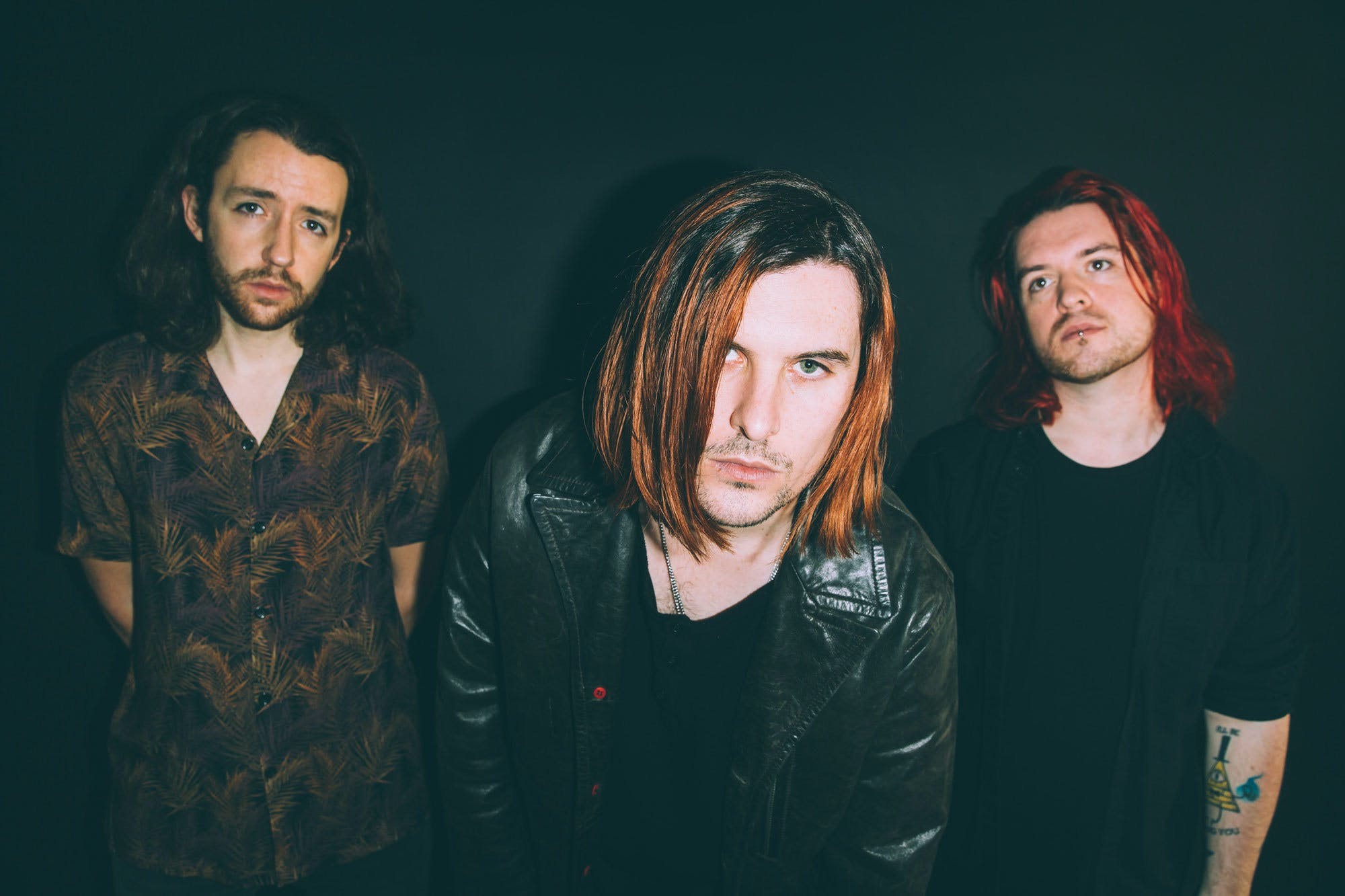 Fangclub Release New Song Hesitations