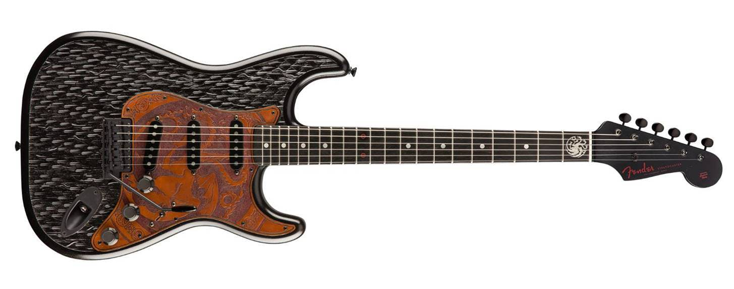 Fender Game Of Thrones Guitar 3