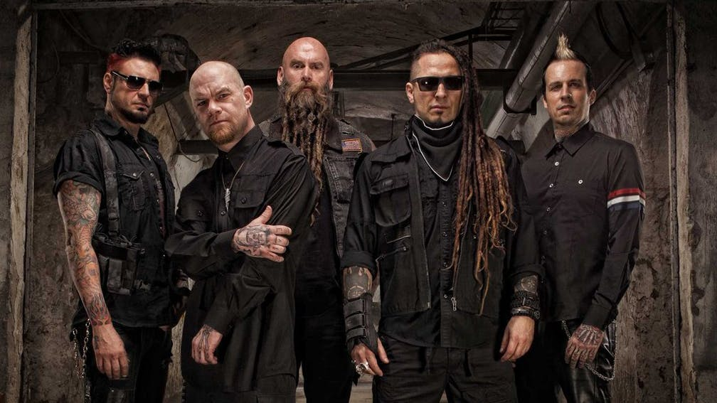 Five Finger Death Punch And In This Moment Announce U.S. Tour Dates