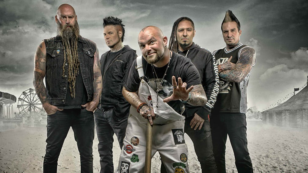 Five Finger Death Punch Featured In Jeopardy Question