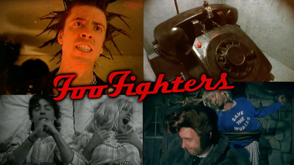 A Deep Dive Into Foo Fighters' Everlong Video