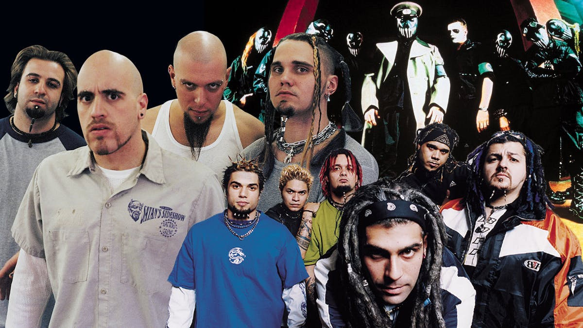11 Nu-Metal Bands You Probably Don't Remember
