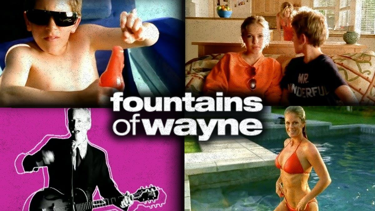 A Deep Dive Into Fountains Of Wayne's Video For Stacy's Mom