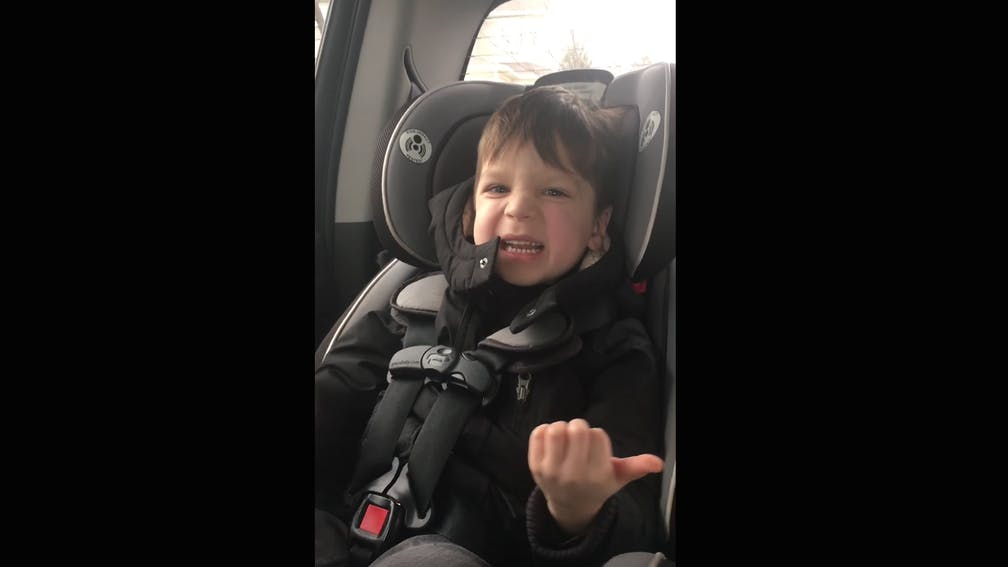 Watch A Four-Year-Old Rockin' Out To Soundgarden
